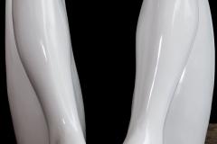 As Pernas fiberglass laqueada 65x50x77 alt. 1988
