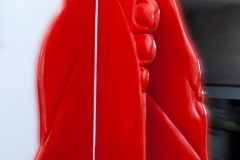 Biombo fiberglass laqueada 132x150x180 alt 1987